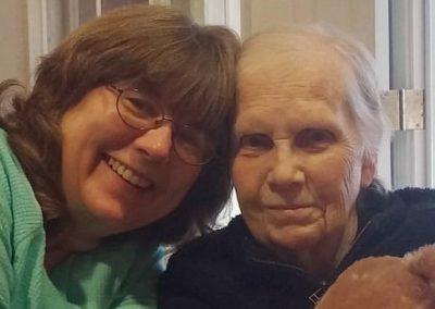 Susan & Mom
