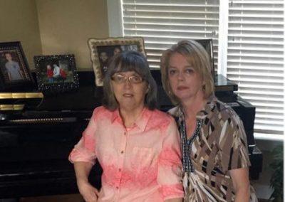 Carolyn & Kathy