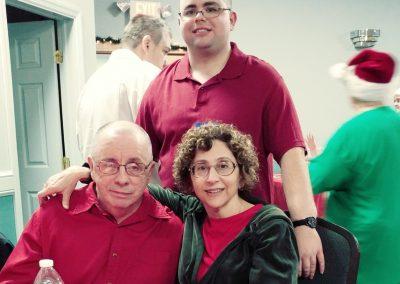 Matt, Josh & Betsy